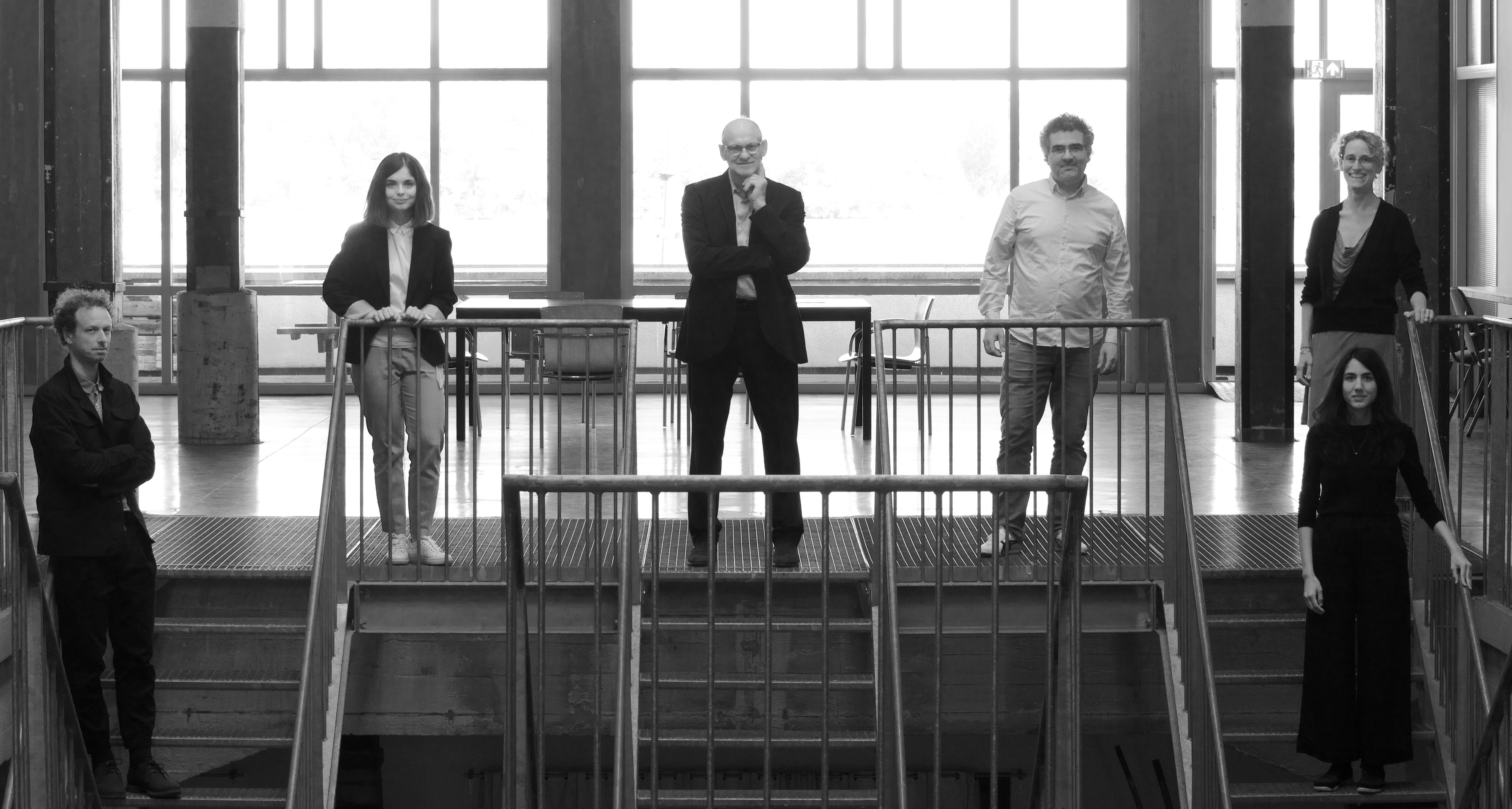 Team - Frits van Dongen Architecten en Planers